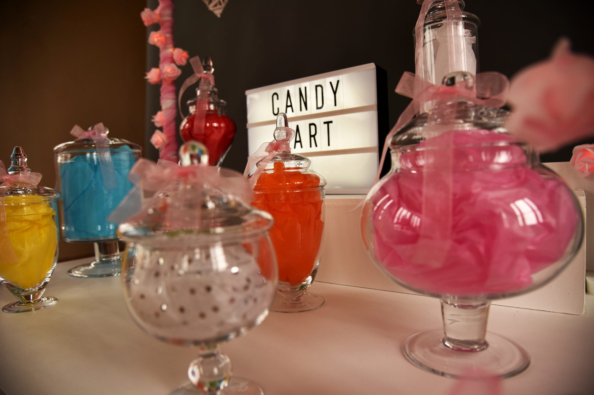 Candy Cart Event Hire